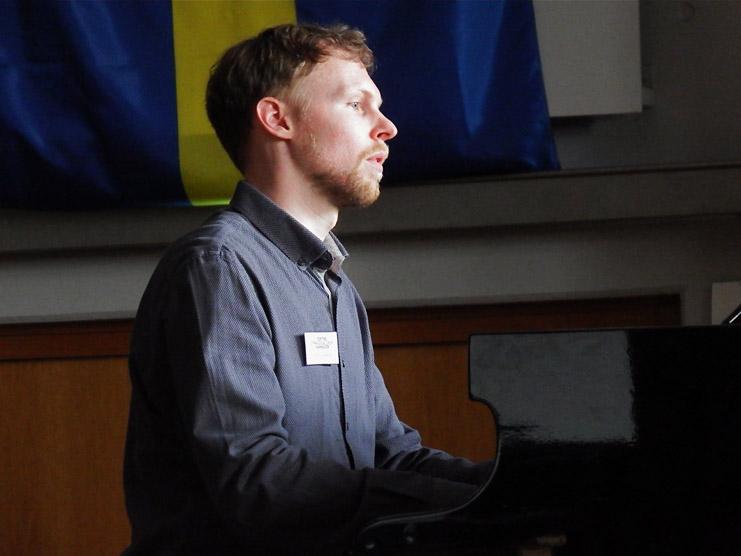 Sören Sönksen, Leitung Synagogalchor Hannover