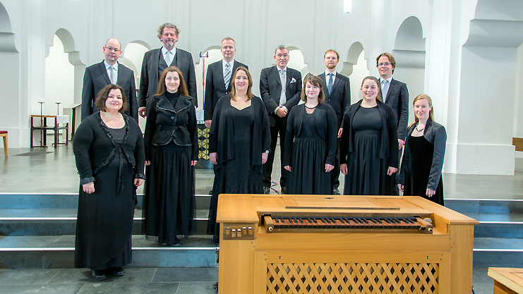 Konzert zum Gedenken an die Opfer des Nationalsozialismus. Foto: Denis Mönch. 26.1.2020 St.-Paulus-Kirche, Göttingen.